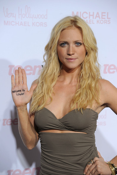 Brittany Snow Actress Brittany Snow arrives at The 8th Annual Teen Vogue ...