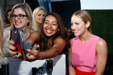 Brittany Snow The 2015 MTV Movie Awards - Red Carpet