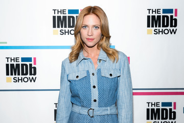 Brittany Snow Brittany Snow Visits The IMDb Show