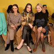 Brittany Xavier Tory Burch Fall Winter 2020 Fashion Show - Front Row