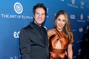 Brittney Palmer Gregory Siff The Art Of Elysium Presents Michael Muller's HEAVEN - Arrivals