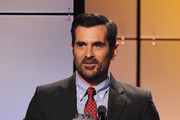 Ty Burrell accepts the award for Best Comedy Actor onstage during The Broadcast Television Journalists Association Second Annual Critics' Choice Awards at The Beverly Hilton Hotel on June 18, 2012 in Beverly Hills, California.