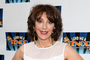 """Actress Andrea Martin attends the opening of """"Lend Me A Tenor"""" at the Music Box Theatre on April 4, 2010 in New York City."""