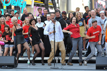 Bebe Neuwirth Brian Stokes Mitchell Broadway Unites: 9/11 Day of Service and Remembrance