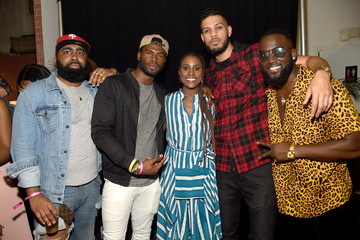Broderick Hunter Sarunas J. Jackson BACARDI, Swizz Beatz and The Dean Collection Bring NO COMMISSION Back To Miami to Celebrate Island Might