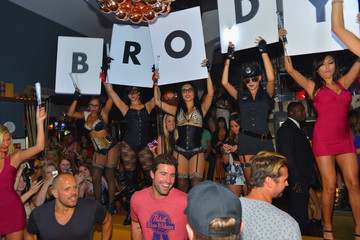 Brody Jenner Hyde Bellagio Hosts Brody Jenner's 30th Birthday Party
