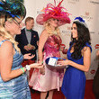 Brooke Palmer Kuhl The GREY GOOSE Lounge at the 142nd Running of the Kentucky Derby