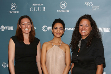 "Brooke Patterson Sheraton Hotel & Resorts And SHOWTIME Present ""Spies Among Us"" Hosted By HOMELAND's Nazanin Boniadi"