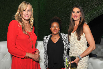 Brooke Shields Wanda Sykes Celebs at 'The Hot Flashes' Afterparty
