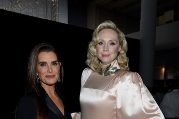 Brooke Shields MoMA's Twelfth Annual Film Benefit Presented By CHANEL Honoring Laura Dern - Inside