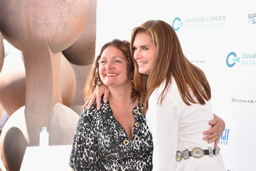 Brooke Shields OCRF's 18th Annual Super Saturday NY Co-Sponsored by FIJI Water