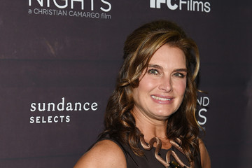 Brooke Shields 'Days and Nights' Premieres in NYC
