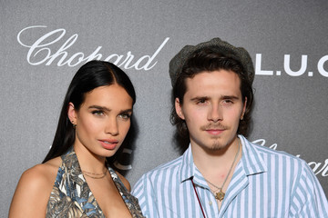 Brooklyn Beckham Chopard And Annabel's Host The Gentleman's Evening At The Hotel Martinez - 72th Cannes Film Festival