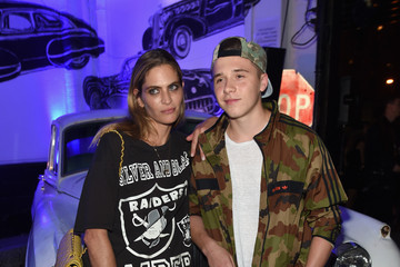 Brooklyn Beckham Givenchy SS16 After-Party