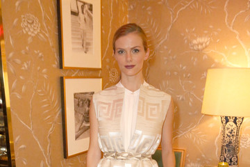 Brooklyn Decker Vogue And Tory Burch Celebrate The Tory Burch Watch Collection