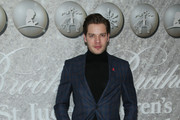 Dominic Sherwood attends Brooks Brothers Annual Holiday Celebration To Benefit St. Jude at The West Hollywood EDITION on December 07, 2019 in West Hollywood, California.
