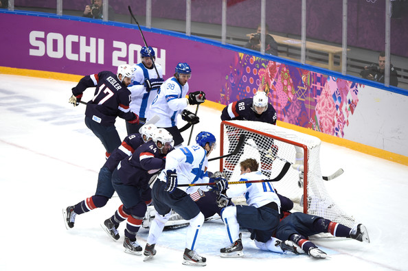 Ice Hockey - Winter Olympics Day 15 []