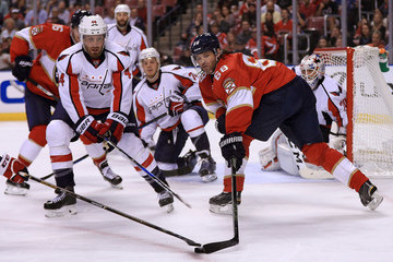 Brooks Orpik Washington Capitals v Florida Panthers