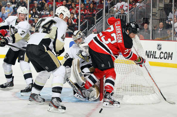 Pittsburgh Penguins v New Jersey Devils []