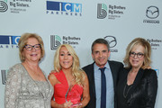 Olivia Diaz-Lapham, Lori Greiner, Stephen Galloway and Laura Lizer attend Big Brothers Big Sisters Of Greater Los Angeles Big Bash Gala - arrivals at The Beverly Hilton Hotel on October 19, 2018 in Beverly Hills, California.