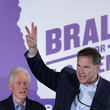 Bruce Braley Bill Clinton Campaigns With IA Senate Candidate Bruce Braley