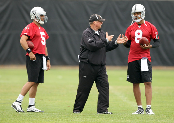 Oakland Raiders Training Camp