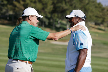 Bruce Jenner ARIA Resort & Casino's 13th Annual Michael Jordan Celebrity Invitational At Shadow Creek - Day 3