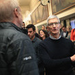 Bruce Rauner Apple Hosts Education Event At Chicago High School