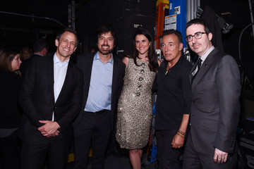 Bruce Springsteen The New York Comedy Festival and the Bob Woodruff Foundation Present the 9th Annual 'Stand Up for Heroes' Event