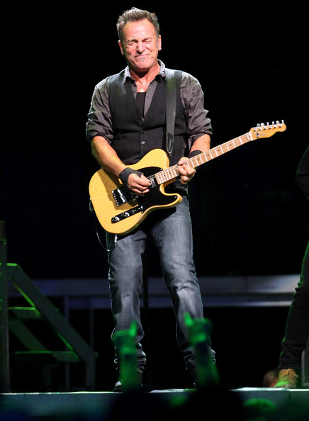 bruce springsteen and the e street band new york city