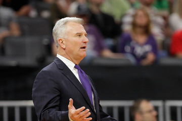 Bruce Weber NCAA Basketball Tournament - First Round - Sacramento