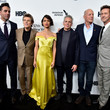 Bruce Willis 57th New York Film Festival - 'Motherless Brooklyn' Arrivals