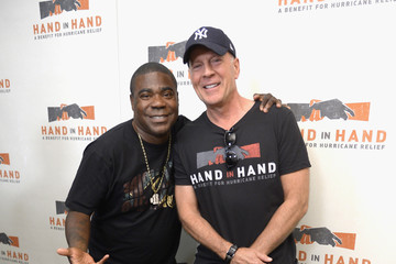 Bruce Willis Hand in Hand: A Benefit for Hurricane Relief - New York - Press Room