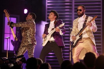 Bruno Mars The 59th GRAMMY Awards -  Roaming Show