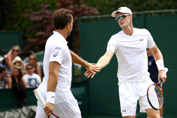 Bruno Soares Day Seven: The Championships - Wimbledon 2018