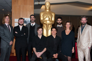Bryan Buckley Tom Van Avermaet The Academy Of Motion Picture Arts And Sciences Presents Oscar Celebrates: Shorts