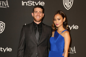 Bryan Greenberg InStyle And Warner Bros. Golden Globes Party — Part 2