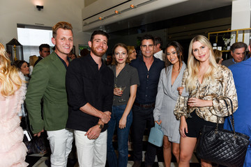 Bryan Greenberg Jamie Chung Ira And Bill DeWitt Host Saint Candle Launch Benefiting St. Jude Children's Research Hospital At Mr. Chow