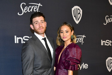 Bryan Greenberg Jamie Chung 21st Annual Warner Bros. And InStyle Golden Globe After Party - Arrivals