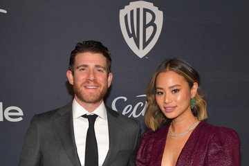 Bryan Greenberg Jamie Chung The 2020 InStyle And Warner Bros. 77th Annual Golden Globe Awards Post-Party - Red Carpet