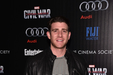 Bryan Greenberg The Cinema Society With Audi and FIJI Water Host a Screening of Marvel's 'Captain America: Civil War'