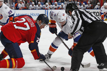 Bryan Pancich New York Islanders v Florida Panthers - Game Two