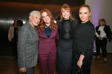 Bryce Dallas Howard The Hollywood Reporter's 2017 Women in Entertainment Breakfast - Inside