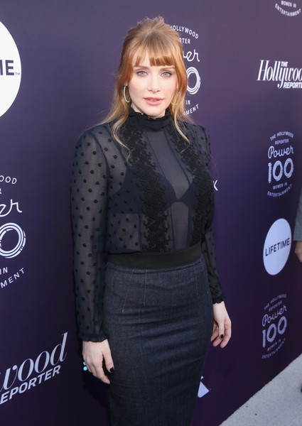 The Hollywood Reporter's 2017 Women in Entertainment Breakfast - Red Carpet