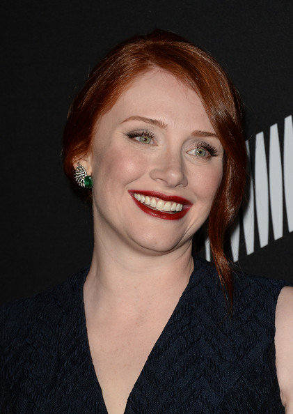 Bryce Dallas Howard Actress Bryce Dallas Howard attends the premiere of Lifetime's 'Call Me Crazy: A Five Film' at Pacific Design Center on April 16, 2013 in West Hollywood, California.