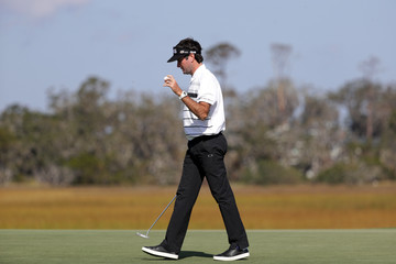 Bubba Watson The RSM Classic - Round Two