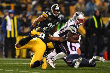 Bud Dupree New England Patriots v Pittsburgh Steelers