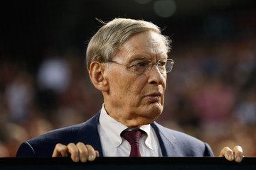 Bud Selig San Francisco Giants v Arizona Diamondbacks