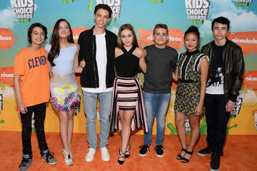 Buddy Handleson Nickelodeon's 2016 Kids' Choice Awards - Red Carpet