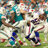 Lesean Mccoy Photos - LeSean McCoy #25 of the Buffalo Bills rushes during the second quarter against the Miami Dolphins at Hard Rock Stadium on December 31, 2017 in Miami Gardens, Florida. - Buffalo Bills v Miami Dolphins